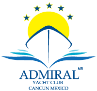 Admiral Yacht Club at Sunset