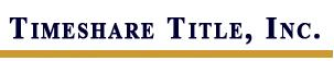 Timeshare Title, Inc.